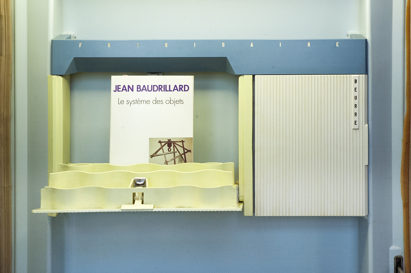 Kids Are All Square (Jean Baudrillard), Appartement témoin. Arnaud Jammet, « Presents(s) », parcours d'expositions, Le Havre 2006.