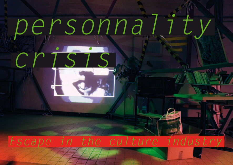sécession,-personnality-crisis,-escape-in-culture-industry