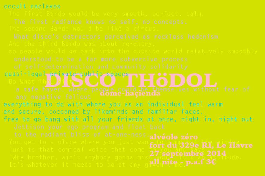 DISCO-THÖDOL