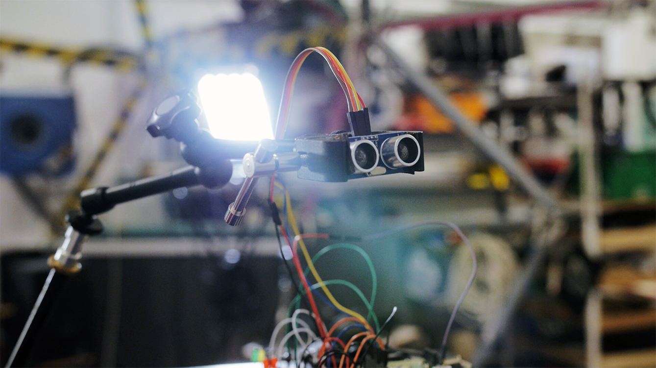 Arduino ultra-sonic